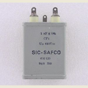 CF1-1MF-630V-10% - SIC SAFCO - Composants passifs - Condensateurs papier huilé - Agrandir la photo