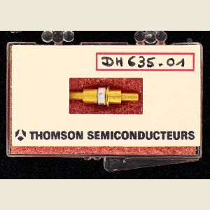 DH635-01 - THOMSON - Semi-conducteurs - Diode varactor - Agrandir la photo