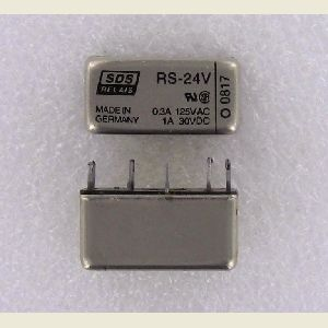 RS-24V - SDS - Passive components - Relays Miscellaneous - Enlarge