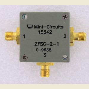 ZFSC-2-1 - MINI CIRCUITS - Semi-conducteurs - Power splitter - Agrandir la photo